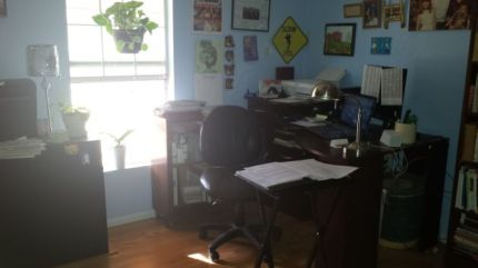 writing place