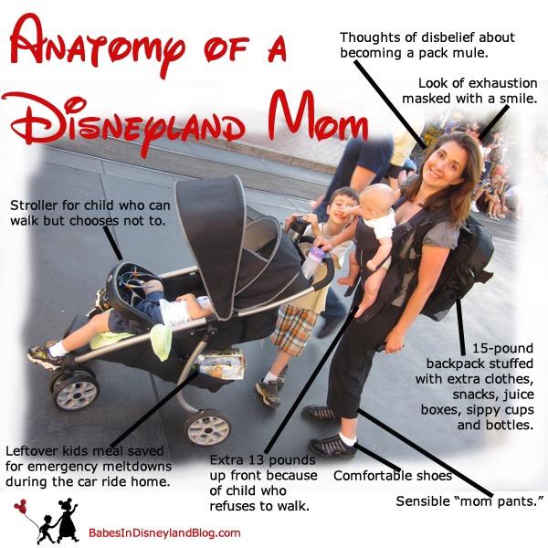 Adventures at Disneyland